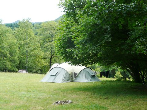 camping la clairiere - Camping Ariege - Image N°2