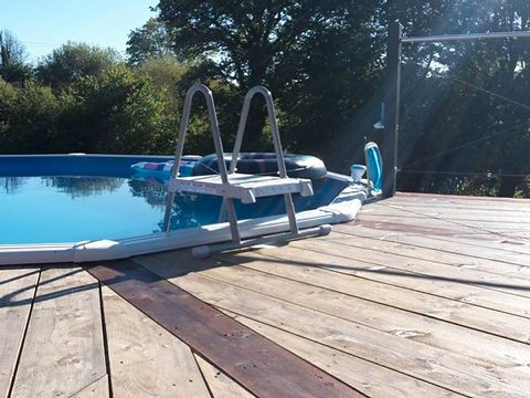 A Place in Haute Vienne - Camping Haute-Vienne