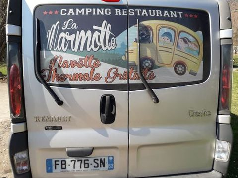 Camping la Marmotte - Camping Puy-de-Dome - Image N°11