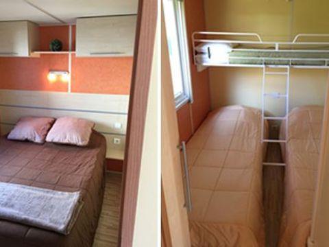 MOBILHOME 5 personnes - 29 m2