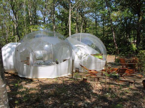 au pays des bulles - Camping Charente-Maritime