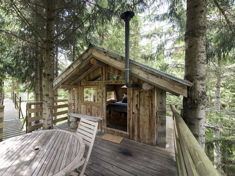 Les ecotagnes - Camping Haute-Savoie - Image N°2