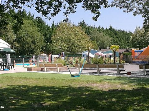 Camping Les Arbousiers - Camping Gironde - Image N°8