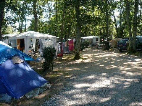 Aire Naturelle Houn De L'Or - Camping Landes - Image N°2