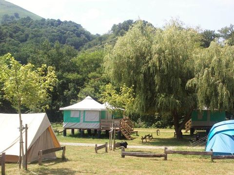 Camping Amestoya - Camping Pyrenees-Atlantiques - Image N°3