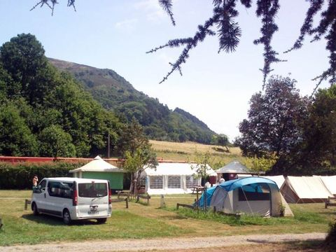 Camping Amestoya - Camping Pyrenees-Atlantiques - Image N°2
