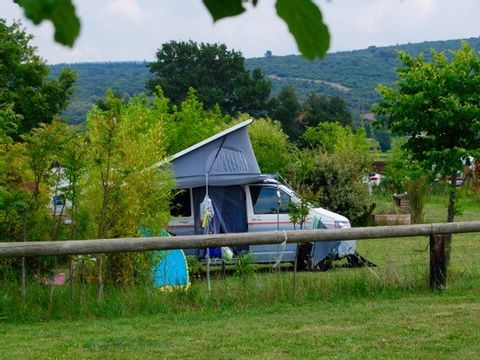 Camping De L'Aube - Camping Vaucluse - Image N°2