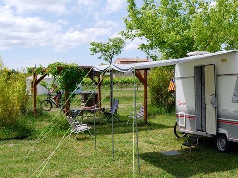 Camping De L'Aube - Camping Vaucluse - Image N°3