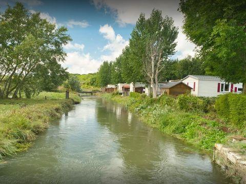 Camping Le Clos du Moulin - Camping Calvados - Image N°2