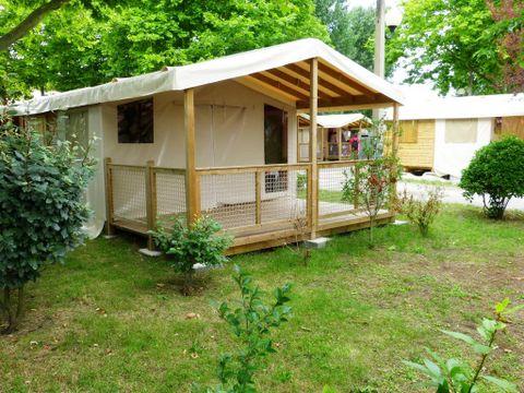 Camping ATC Routes du Monde - Camping Gironde