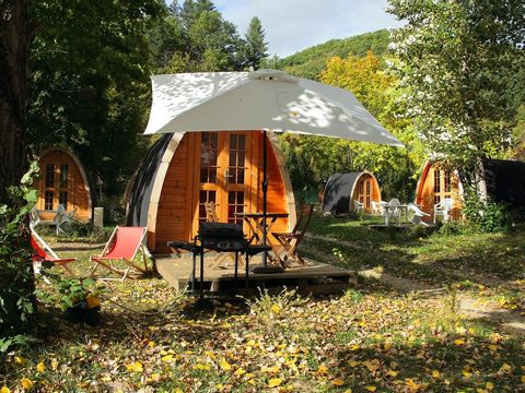 Camping de L'Aiguebelle - Camping Lozere - Image N°9