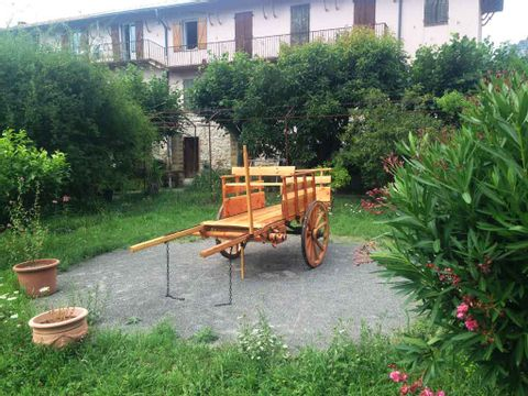 Camping Al Boucle d'Or - Camping Alpes-Maritimes - Image N°2