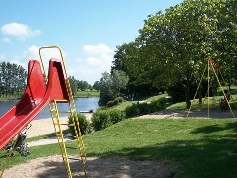 Creuse  Camping L'Aquarelle du Limousin - Camping Creuse - Afbeelding N°6