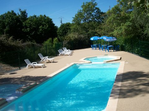 Creuse  Camping L'Aquarelle du Limousin - Camping Creuse - Afbeelding N°2