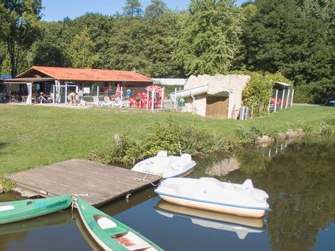 Base de Loisirs de L'Étruyère - Camping Vendée - Image N°2