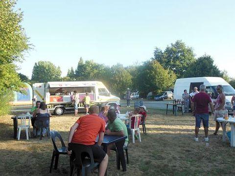 Camping Les Logis de L'Oumois - Camping Maine-et-Loire - Image N°8