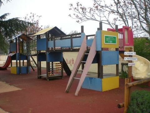 Camping Le Faucon d'Or - Camping Tarn-et-Garonne - Image N°6