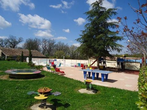 Camping Le Faucon d'Or - Camping Tarn-et-Garonne - Image N°7