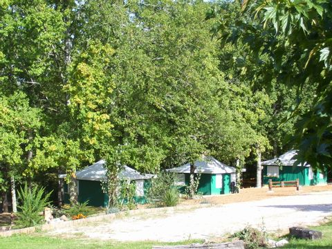 Camping Le Faucon d'Or - Camping Tarn-et-Garonne - Image N°12