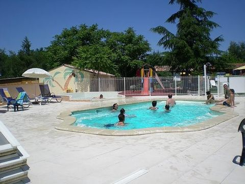 Camping Le Faucon d'Or - Camping Tarn-et-Garonne