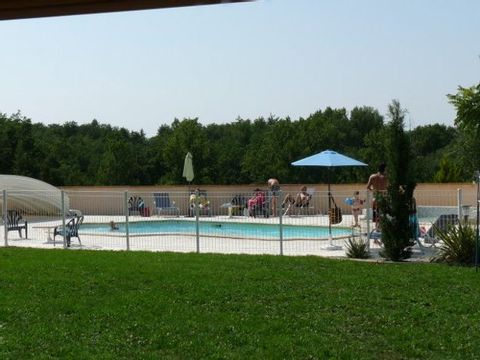 Camping Le Faucon d'Or - Camping Tarn-et-Garonne - Image N°2