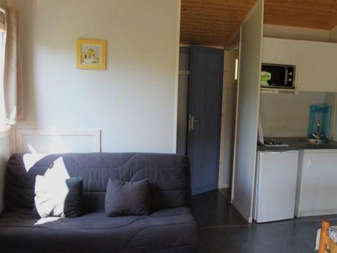 CHALET 6 personnes - 2 chambres + clic clac