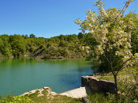 Camping Le Chamadou Ardèche - Camping Ardeche - Image N°2