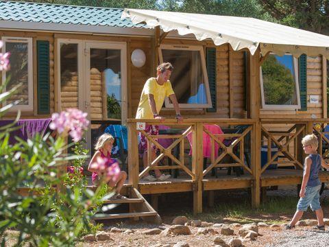Camping Domaine Les Vignes d'Or - Camping Herault - Image N°3