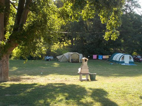 Aire Naturelle Diriart - Camping Pyrenees-Atlantiques - Image N°2