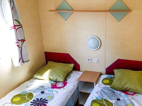 MOBILHOME 4 personnes - Eco climatisé, 2 chambres