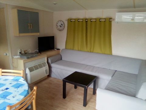 MOBILHOME 6 personnes - B261 3 chammbres