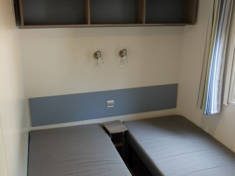 MOBILHOME 6 personnes - B 263 3 chambres