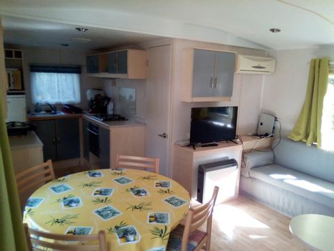 MOBILHOME 6 personnes - B260 2 chambres