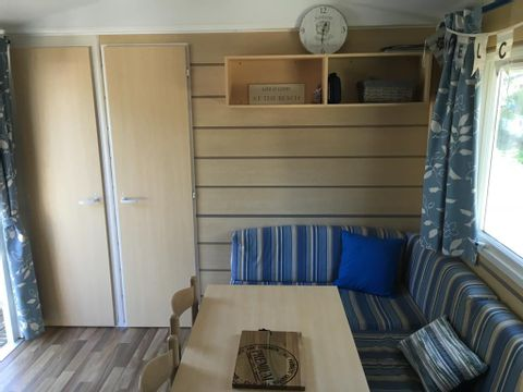 MOBILHOME 4 personnes - D128