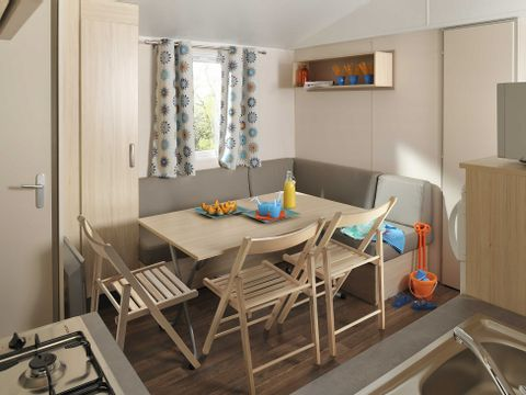 MOBILHOME 6 personnes - SUPERIEUR XL, 3 chambres