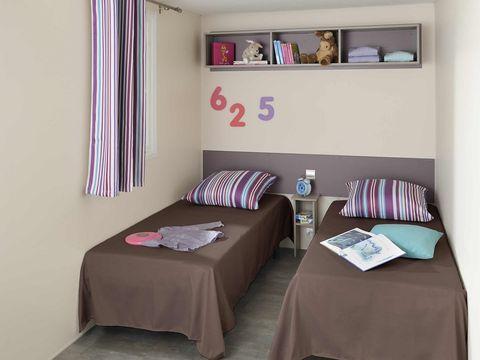 MOBILHOME 6 personnes - SUPERIEUR, 2 chambres