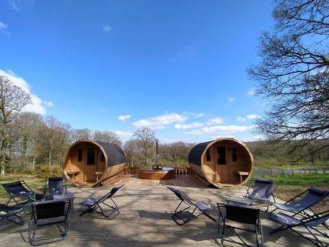Camping L'Etape en Forêt - Camping Calvados - Image N°11