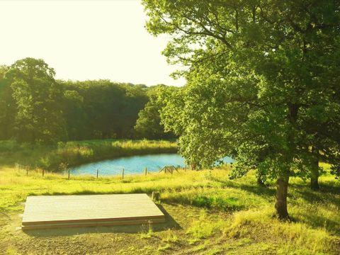 Camping L'Etape en Forêt - Camping Calvados - Image N°2