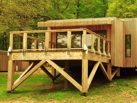 Camping L'Etape en Forêt - Camping Calvados - Image N°4