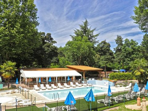 Camping Les Sables - Camping Ardeche - Image N°3