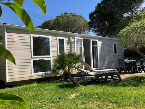 MOBILHOME 6 personnes - GRAND CONFORT