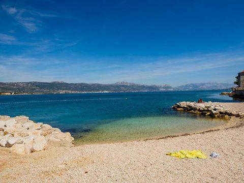 Beachfront Mobile Homes Sveti Kriz - Camping Dalmatie du nord