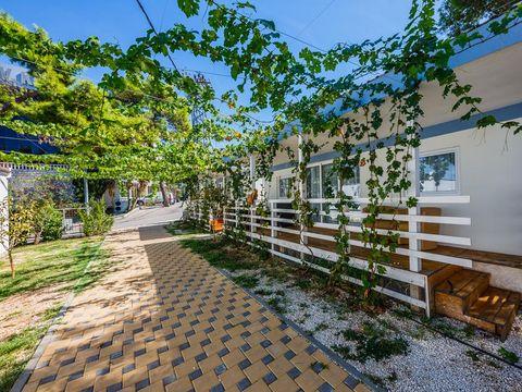 Beachfront Mobile Homes Sveti Kriz - Camping Dalmatie du nord - Image N°5