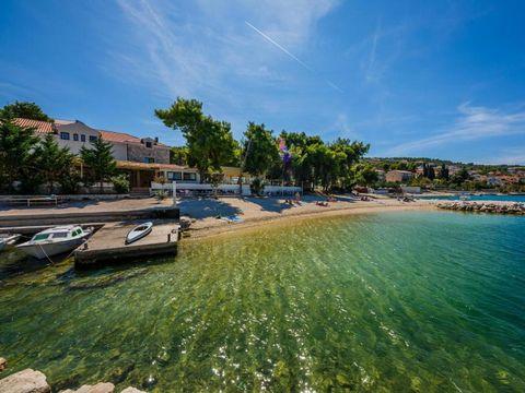 Beachfront Mobile Homes Sveti Kriz - Camping Dalmatie du nord - Image N°2