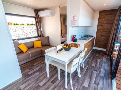 VILLA 4 personnes - Deluxe 2 chambres avec terrasse et vue mer