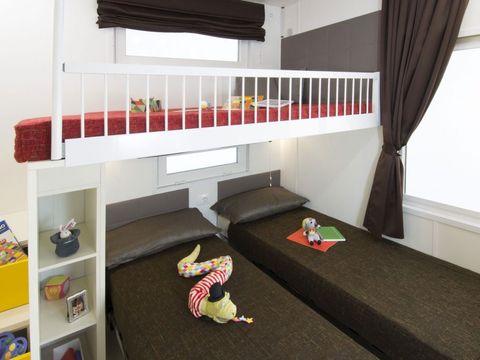 VILLA 5 personnes - Premium Family 2 chambres avec terrasse et vue mer