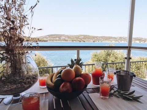 VILLA 3 personnes - Premium Couple terrasse et vue mer