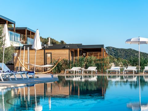 Camping Olivia Green - Camping Dalmatie centrale - Image N°4