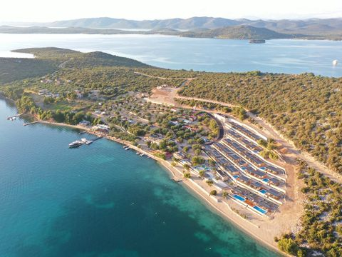 Camping Olivia Green - Camping Dalmatie centrale - Image N°3