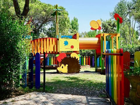 Campo dei Fiori Camping & Bungalows - Camping Livourne - Image N°8